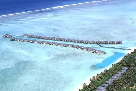 サンアイランド・ビーチ(モルディブ)